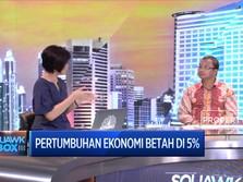 Ekonom Bank Mandiri : Pembangunan Infrastruktur Kerek PDB