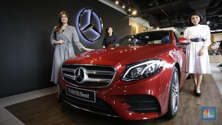 Siapa Bilang Ekonomi Lesu? Penjualan Mercedes-Benz 2018 Rekor