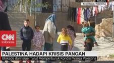 Krisis Pangan Hambat Kondisi Kesehatan Pasien di RS Palestina