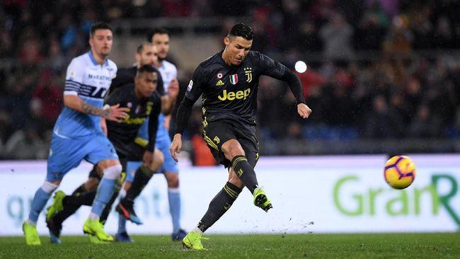 7 Fakta Menarik Kemenangan Juventus atas Lazio di Liga Italia