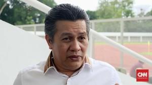 Gusti Randa Jadi Plt Ketua Umum PSSI