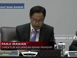 Laba Bank Mandiri Lampaui Ekspektasi Pasar