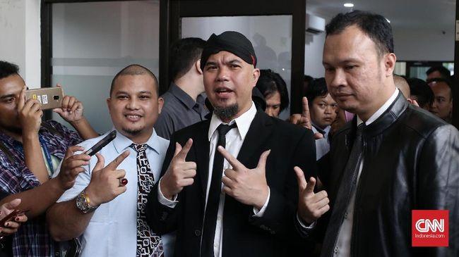 Pengacara Ahmad Dhani Bakal Laporkan Hakim PN Jaksel ke KY