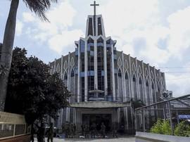 Ledakan di Gereja dan Hotel di Sri Lanka, 42 Meninggal
