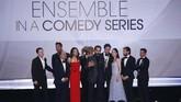 'The Marvelous Mrs. Maisel' menjadi pemenang Seri Komedi Terbaik di SAG Awards kali ini. (REUTERS/Mike Blake)