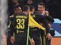 Ronaldo Cetak Gol Kemenangan Juventus atas Lazio