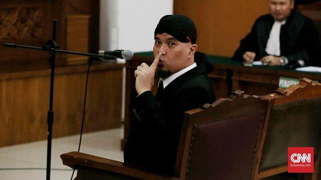 Yakin Banding Diterima, Dhani Tak Takut Hukuman Diperberat