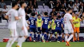 Menang 3-0 atas Iran, Jepang Melaju ke Final Piala Asia 2019