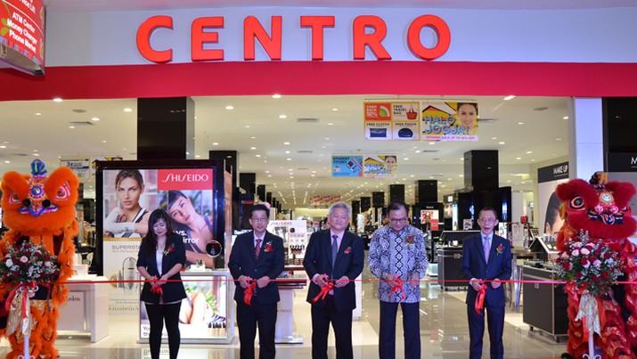 Centro Department Store di Plaza Semanggi sudah tutup sejak 31 Desember 2018 lalu.
