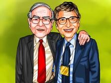 Wow! 3 Orang Terkaya di Dunia Ini Investasi Proyek Panas Bumi