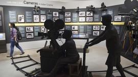 India Punya Museum Film Pertama