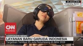Layanan Baru Garuda Indonesia, Apa Saja?
