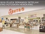 Centro Tutup, Plaza Semanggi Tak Seramai Dulu Lagi