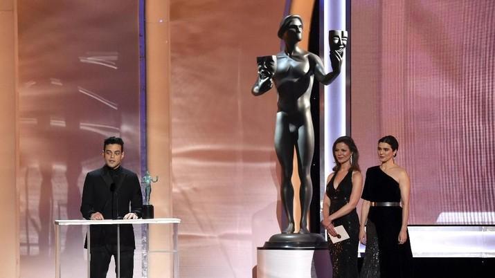 Screen Actors Guild 2019 adalah acara tahunan yang diselenggarakan pada Minggu malam (28/1). Artis papan atas datang ke acara ini.