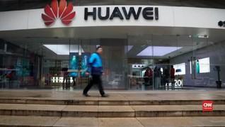 AS Hanya Izinkan Produk Cip yang Bisa Dijual ke Huawei