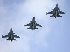 Wah, Rusia Mulai Uji Coba Gunakan AI di Pesawat Tempur!