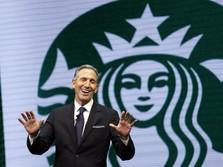 Bisakah Starbucks Bertahan Jika AS Resesi Tahun Depan?
