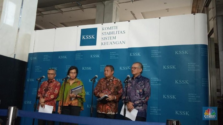 Menurut KSSK, sampai saat ini kondisi perekonomian Indonesia normal.