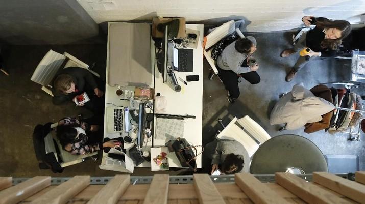 Wow, Perkantoran CBD Diminati Perusahaan Co-Working