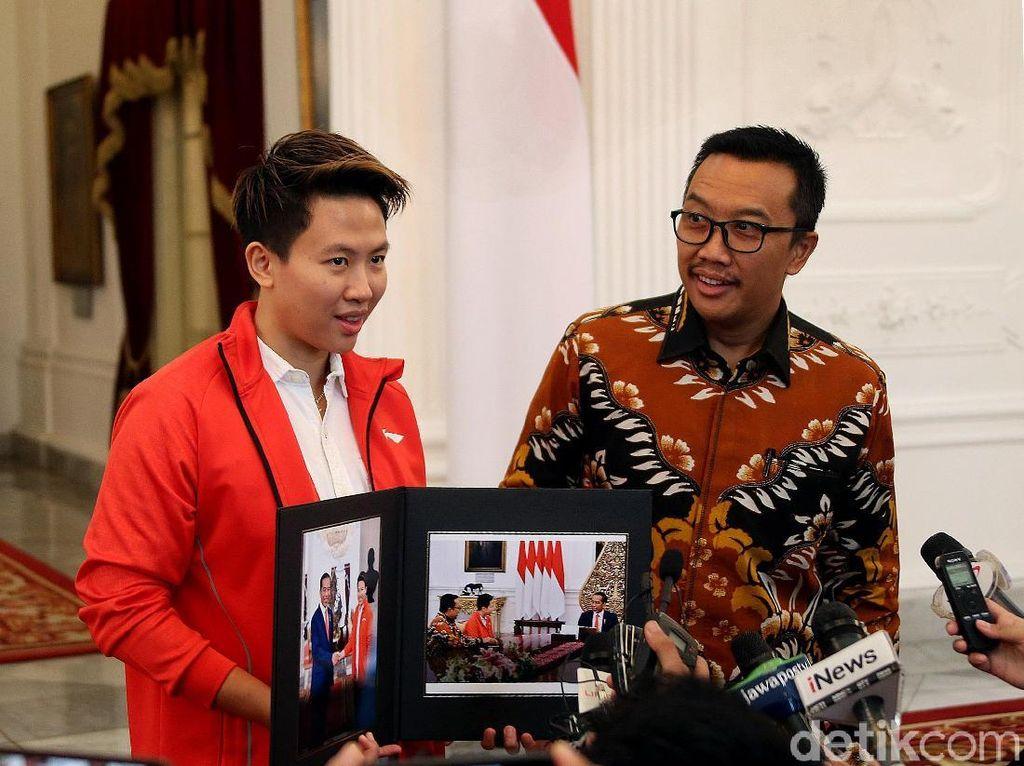 Butet baru saja mengumumkan dirinya pensiun dari dunia bulu tangkis Indonesia. Laga pertandingan Indonesia Master 2019 pun menjadi pertandingan terakhirnya sebelum resmi gantung raket.