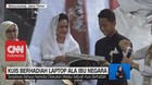 Kuis Berhadiah Laptop ala Ibu Negara