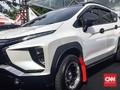 Xpander Bergaya 'Rally' Telan Dana Rp40 Juta