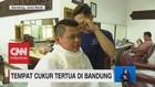 Ini Nih Tempat Cukur Tertua di Bandung