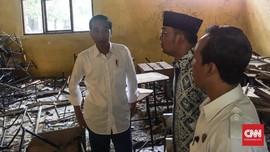Jokowi: Kondisi SMPN 1 Muara Gembong Bekasi Sangat Parah