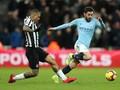 FOTO: Manchester City Bertekuk Lutut di Hadapan Newcastle