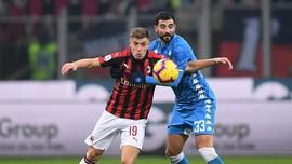 Janji Manis Piatek untuk AC Milan