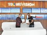 Transvision Hadirkan Tayangan Berkelas di Properti RedDoorz