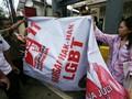 Bantah Pasang Spanduk 'Hak-hak LGBT', PSI Tuding Koruptor