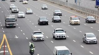 Menanti Aksi Menhub Soal Jalur Khusus Motor di Tol