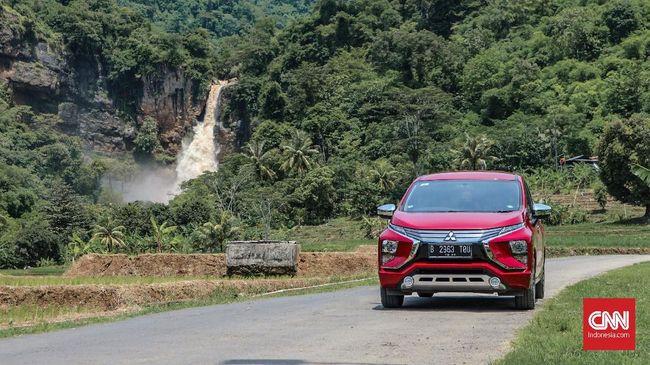 'Menggoyang' Xpander dari Jakarta Sampai Geopark Ciletuh