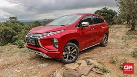 'Bulan Madu' Xpander Usai, Penjualan Mitsubishi 2019 Landai