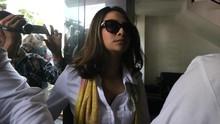Vanessa Angel Jalani Sidang Perdana di PN Surabaya