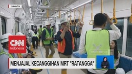 Menjajal Kecanggihan MRT