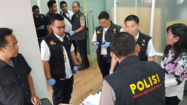 Polisi Sita Dokumen Liga 1 dari Penggeledahan Kantor PSSI