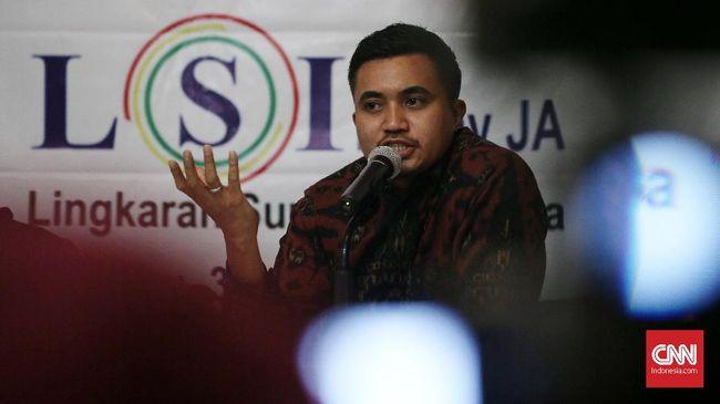 LSI: Jokowi Unggul di Pemilih NU, Prabowo di Kalangan FPI