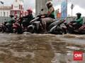 Hujan Deras, Empat Kecamatan di Jaksel Banjir