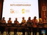 Fokus Penanganan Bank 'Sakit', OJK-LPS Perbarui Kerja Sama