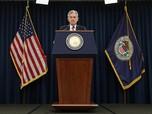 Ramalan IMF: The Fed Akan Naikkan Bunga di 2019!