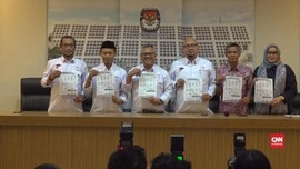 VIDEO: KPU Umumkan 49 Caleg Mantan Koruptor