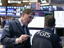 Dikerubuti Kabar Bagus, Wall Street Berpeluang Menguat