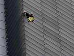 Spiderman Beraksi di Manila, Panjat Gedung Setinggi 47 Lantai