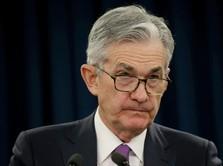 Utang Pemerintah AS Segunung, Bos The Fed Buka Suara