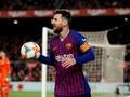 Jelang Lawan Barcelona, Presiden Lyon Ejek Lionel Messi