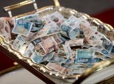 Bayar Utang Pemerintah, Cadangan Devisa Jatuh US$ 600 Juta