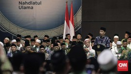 Silat Pagar Nusa, Jokowi dan Kesaktian Sesepuh NU