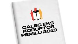INFOGRAFIS: Daftar Caleg Eks Koruptor di Pemilu 2019